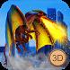 Warrior Dragon City Fantasy Life Simulator by Animals Wildlife Studio