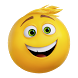The Emoji Movie Stickers by AppMoji, Inc.