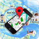 GPS Route Finder Maps Location by freeappslogix