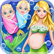 Mermaid Newborn Twins Baby by 6677g.com