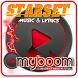 Starset Ricochet Music Lyrics by MYBOOM