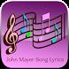 John Mayer Song&Lyrics by Rubiyem Studio