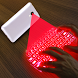 Hologram 3D keyboard simulator by SchnAPPS