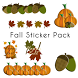 Fall Sticker Pack by Studio Mort Development