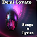 Demi Lovato Songs & Lyrics by andoappsLTD