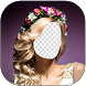 Wedding Hair Style Photo Suit by Digital Photo AppZone