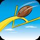 Flick Football Kick 3D ~ FREE by Circle Star Software