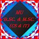 MU - B.Sc & M.Sc (C.S. & I.T.) by Atmiya Fadia