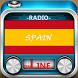 RADIOS SPAIN ONLINE by Online Radio Stations HD