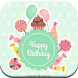 Happy Birthday Greetings by SmileAppsMobile