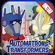 Automatrons Transformer Robot WAR