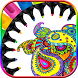 Mandala Coloring Book For Kids by Aflatoon Games