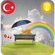 Türkiye Saatlik Hava Durumu by Cihan Yeter