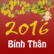 Chuc Tet 2016 - Xuan Binh Than by NGUYEN QUYEN