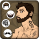 Tattoo & Beard & Moustache Boys Photo Editor by The Fashion Crazier