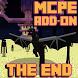 The End add-on Minecraft PE by Auburn