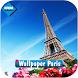 Wallpaper Paris Love