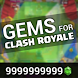 Gems For Clash Royale : Guide by first choice