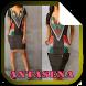 African Ankara Dresses by AntaSena