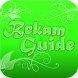 Bekam Guide by DIGIT Creative Studio
