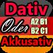 Verb with dative or accusative by Deutsche Übungen