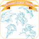 Drawing Dragon tutorials by Phuocthara