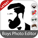 Boys Photo Editor New by pixel media apps