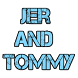 Jer and Tommy by Looboer