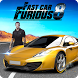 Fast Car Furious 8 by Racing.Inc