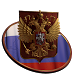 Russian coat of arms 3D by TLMNGTN