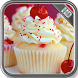 Cupcake Wallpaper by PhoenixWallpapers