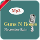 Guns N' Roses - November Rain by cahaya music