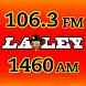 LaLey 106.3 FM by Metro Radio Inc.