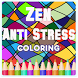 Zen Adult Coloring Book by Techinertia