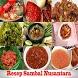Various Sambal Nusantara Recipes by Bakhtiardroid