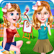 Twins Sisters Adventures by bxapps Studio