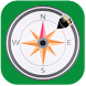 Find Qibla Compass direction by Pluto Apps