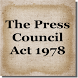 The Press Council Act 1978 by Rachit Technology