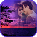 Sunset photo frames by Sky Studio App