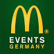 McDonald's Meetings & Events by Mobile Event Guide GmbH