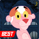 Pink Hero Of The Panther by Mayasa Worldwide Inc