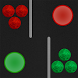 Colored balls and holes by GRuV