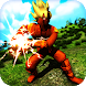 Dragon Scroll Goku Fighter