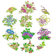 New Embroidery Patterns by asolelek