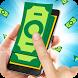 Rich Tycoon - Money Clicker by Apprank: money clicker, fake stun gun, pixel anime