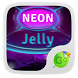 Neon Jelly GO Keyboard Theme by GO Keyboard Dev Team