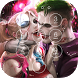 Joker and Harley Lock Screen by Kwiek Studio