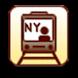 New York Subway & Bus maps by Alejo Tenuki