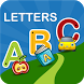 Alphabets Activity Book Lite by Suave Solutions