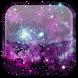 Galaxy Nebula Live WP by Wasabi